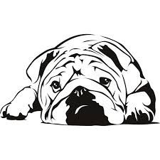 225x225 11 Best Bulldog Clipart Images Photo Tips, Black N