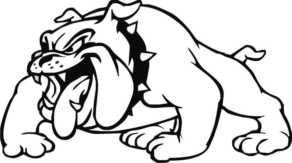 1023x571 Bulldog Clipart Clipartion Com
