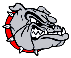 300x245 Bulldogs Logo Cut Free Images