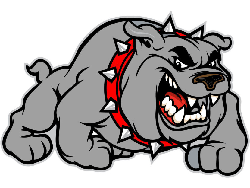 830x623 English Bulldog Clipart Bulldog Mascot