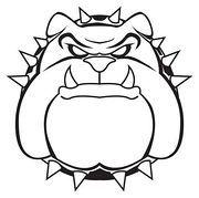 180x179 Bulldog Head Logo