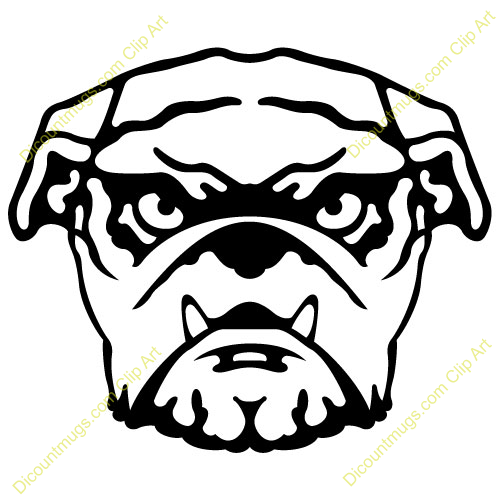 500x500 Bull Dog Clip Art Many Interesting Cliparts