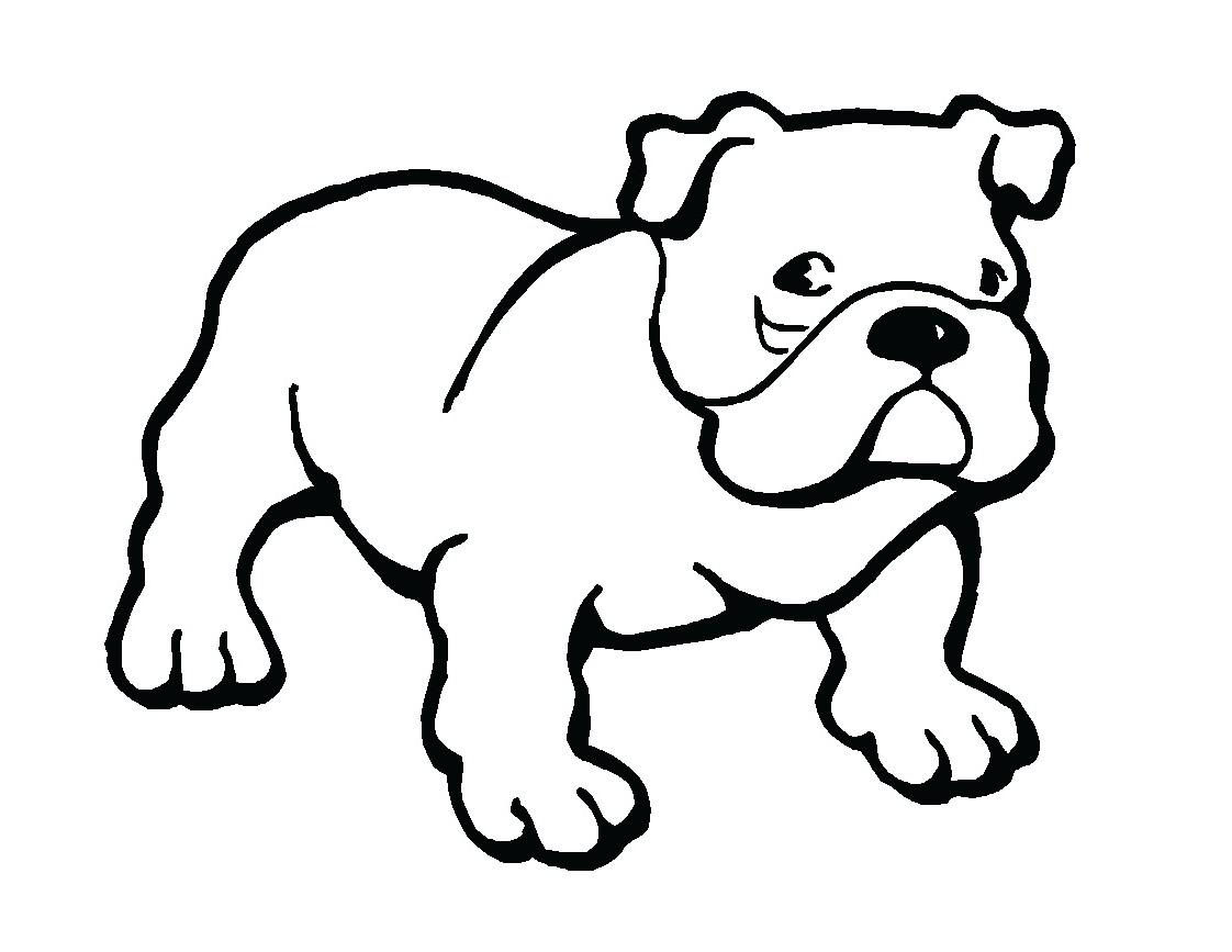 1122x867 Face Clipart English Bulldog