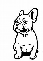 149x211 Image Result For French Bulldog Face Outline Alyssah