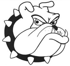 236x223 Bulldog Clipart Football Logo
