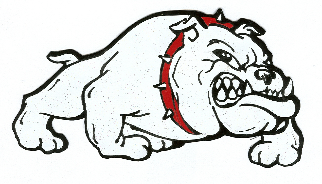 1306x748 Cartoon Bulldog Clipart