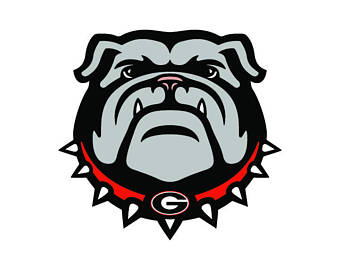 340x270 Georgia Bulldogs Svg Etsy