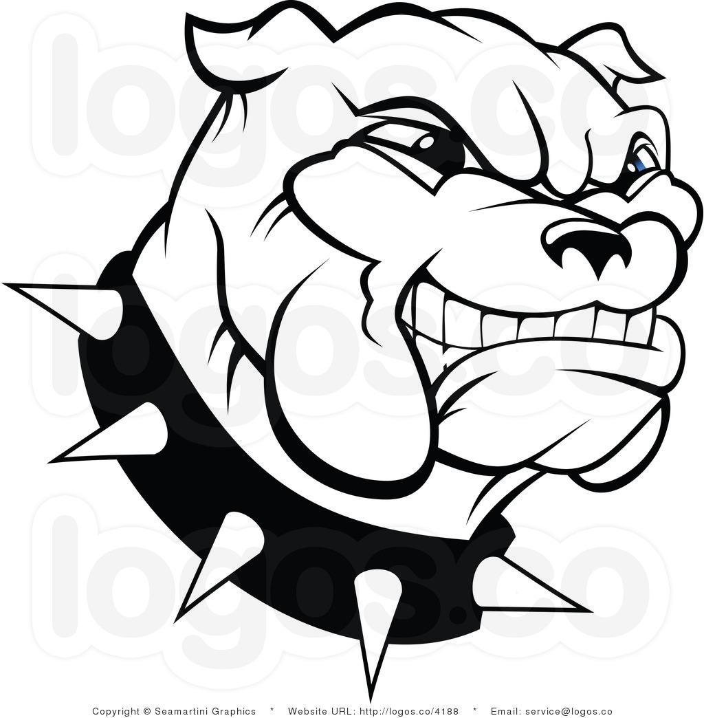 1024x1044 Bulldog Face Clip Art