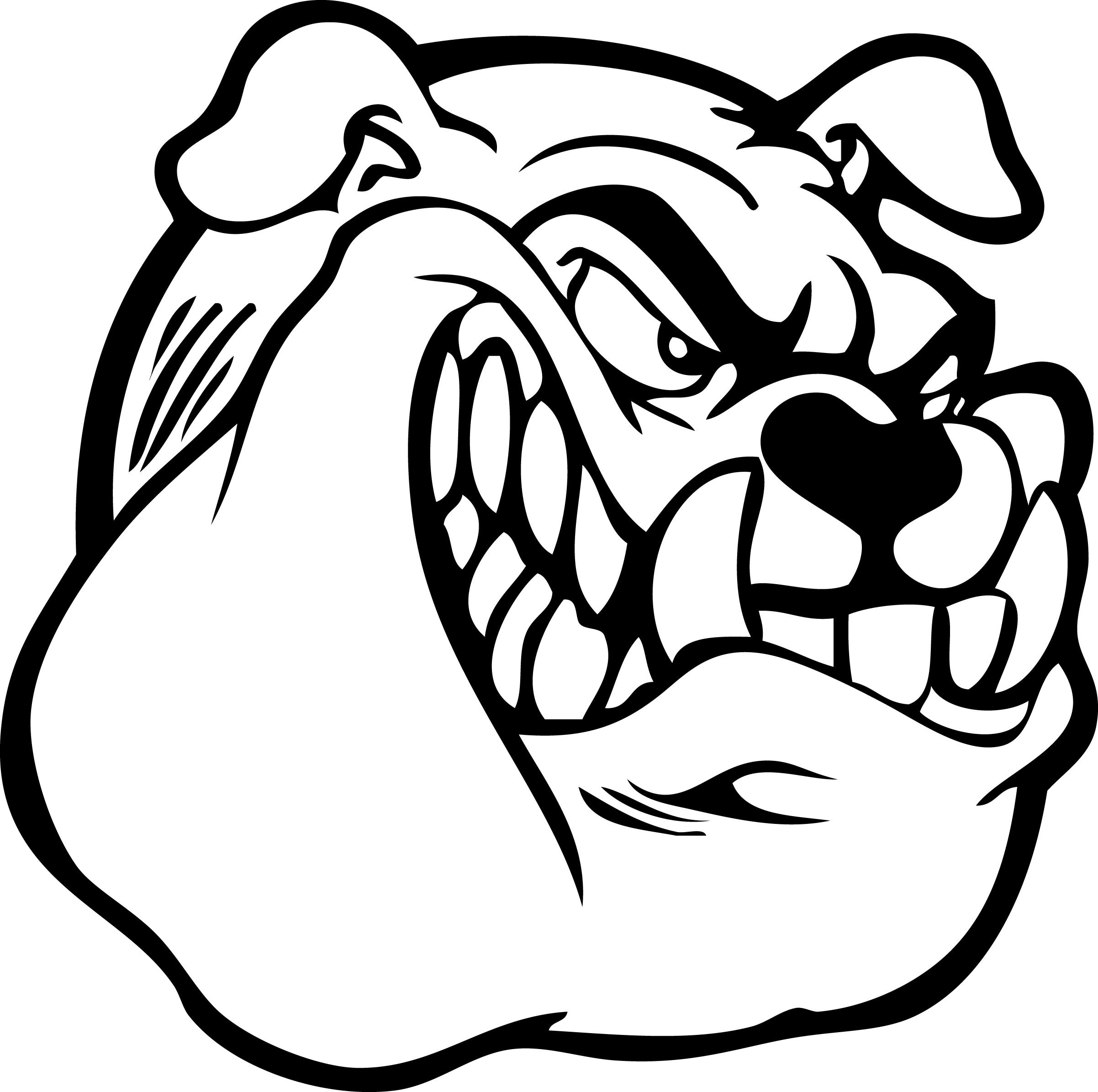 Bulldog Mascots Clipart Free Download Best Bulldog Mascots Clipart