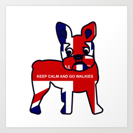 264x264 Dog Cartoon Art Prints Society6