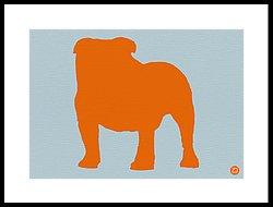 250x190 English Bulldog Framed Art Prints Fine Art America