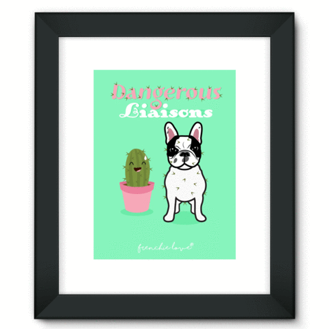 480x480 Framed Prints Unique French Bulldog Gifts Frenchie Love