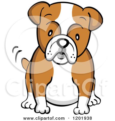 450x470 Bulldog Clipart Cute