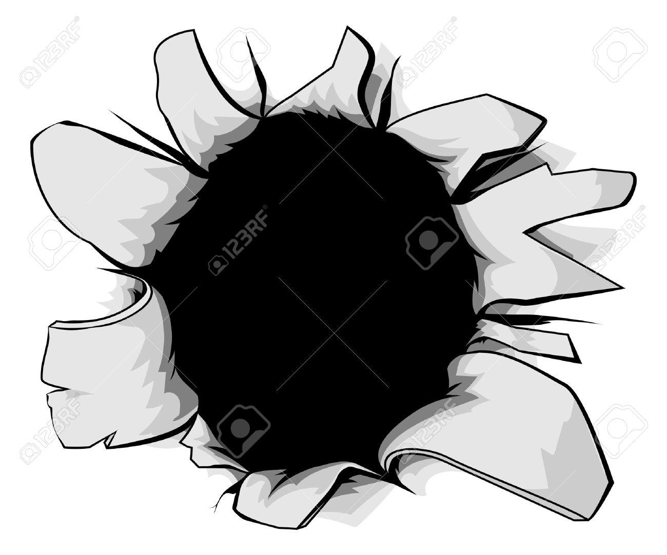 Bullet Hole Clipart