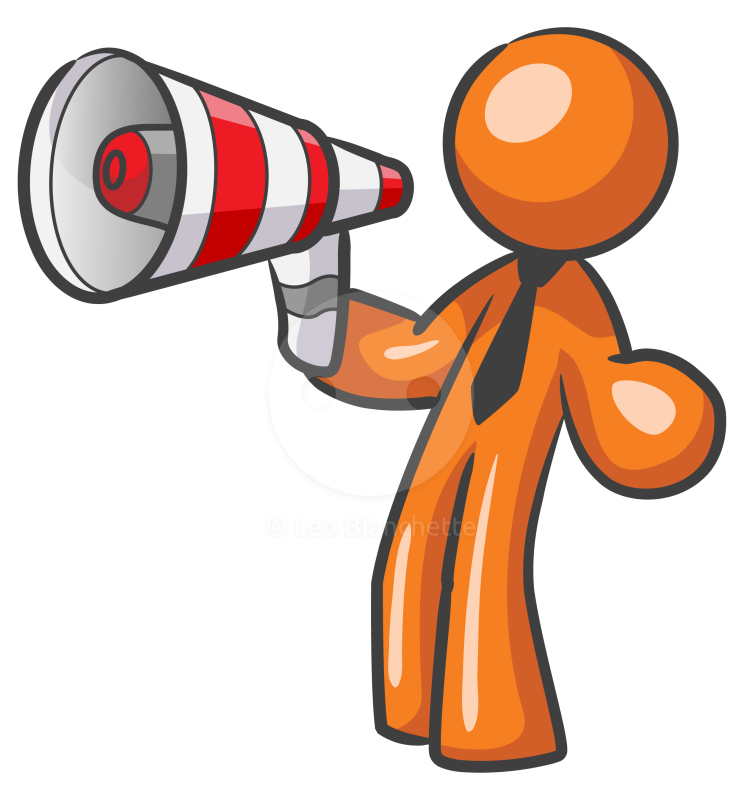 744x800 Image Of Advertising Clipart 1 Megaphone Clipart Free
