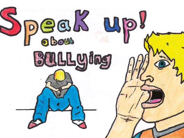 Bully Cartoon Pictures