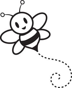 247x300 Bumble Bee Clipart