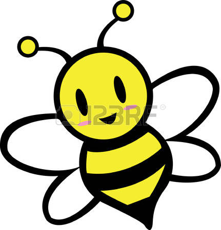431x450 Bumblebee Clipart Singing Bee