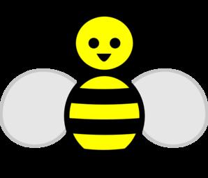 298x255 Bumblebee Clip Art