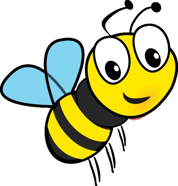 570x596 Bumblebee Clipart