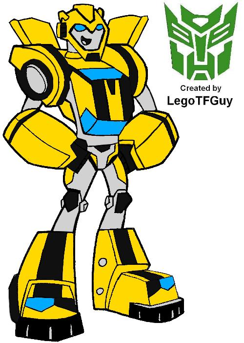 500x702 Bumblebee Transformers Clipart