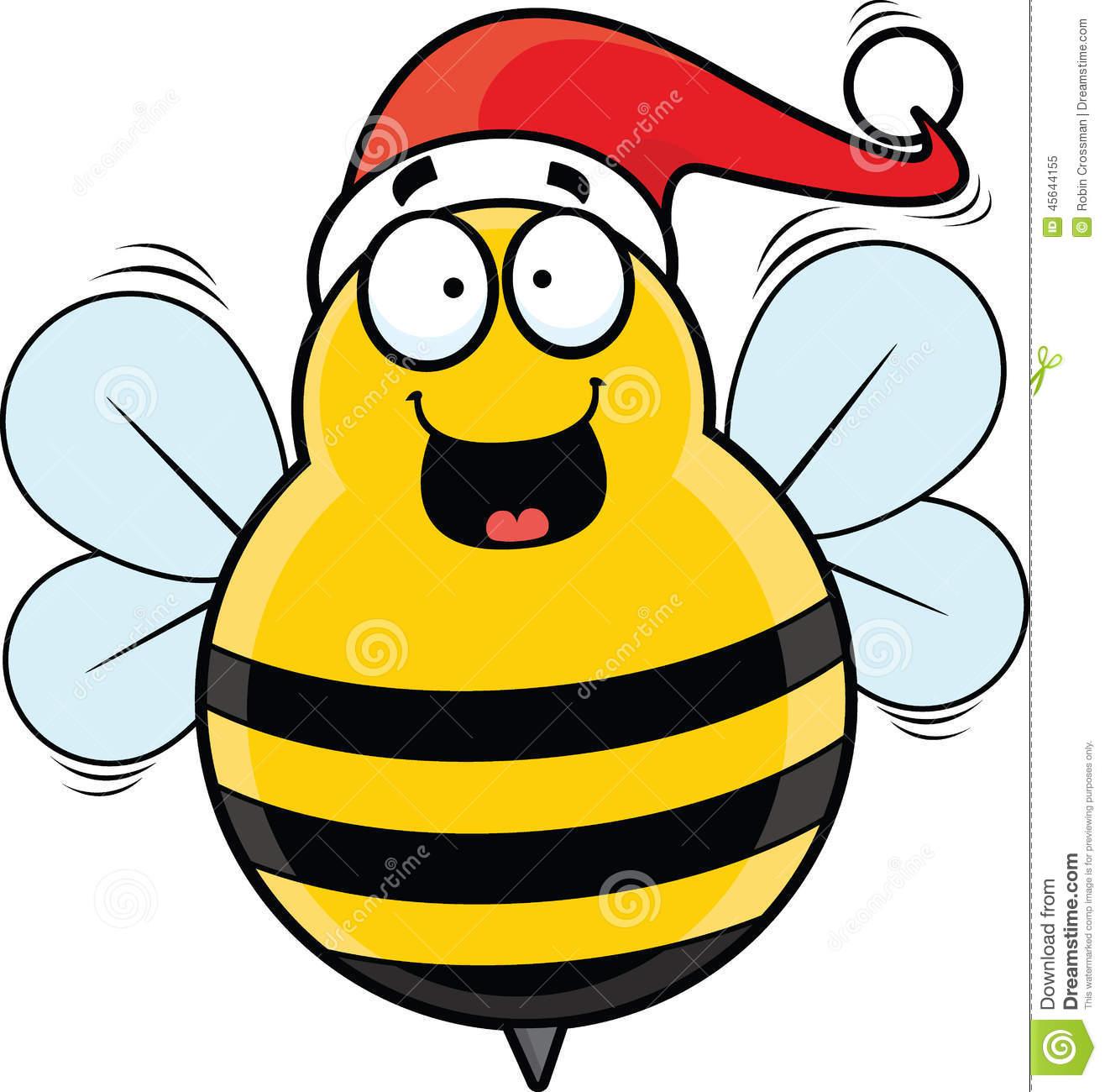 1316x1300 Bumblebee Clipart Christmas