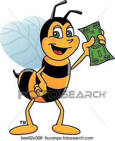 385x470 Cartoon Bumble Bee Clipart And Stock Illustrations. 2,403 Cartoon