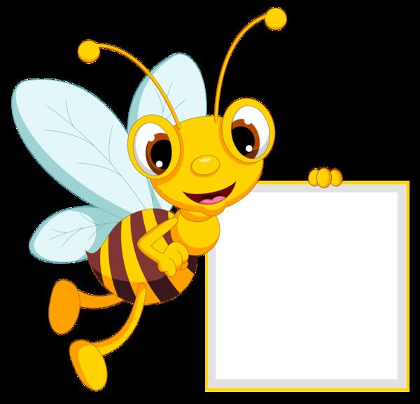 600x577 Labels, Scraps, Png Border Scrap, Bees And Clip Art