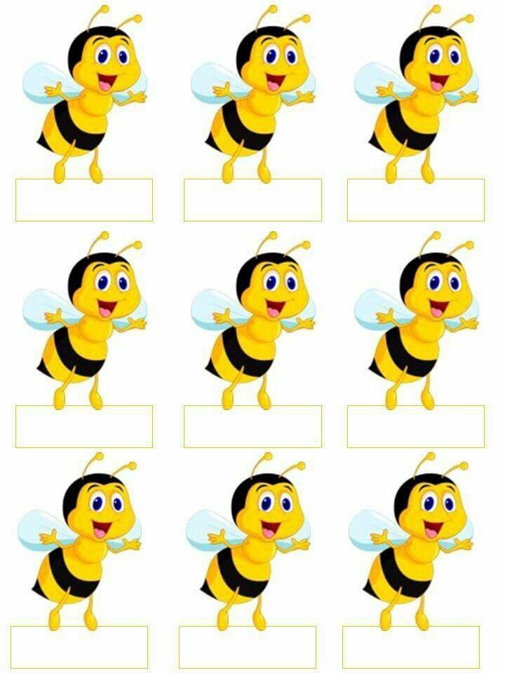 picture relating to Free Printable Bee Template called Bumble Bee Template Printable Clipart Absolutely free obtain excellent