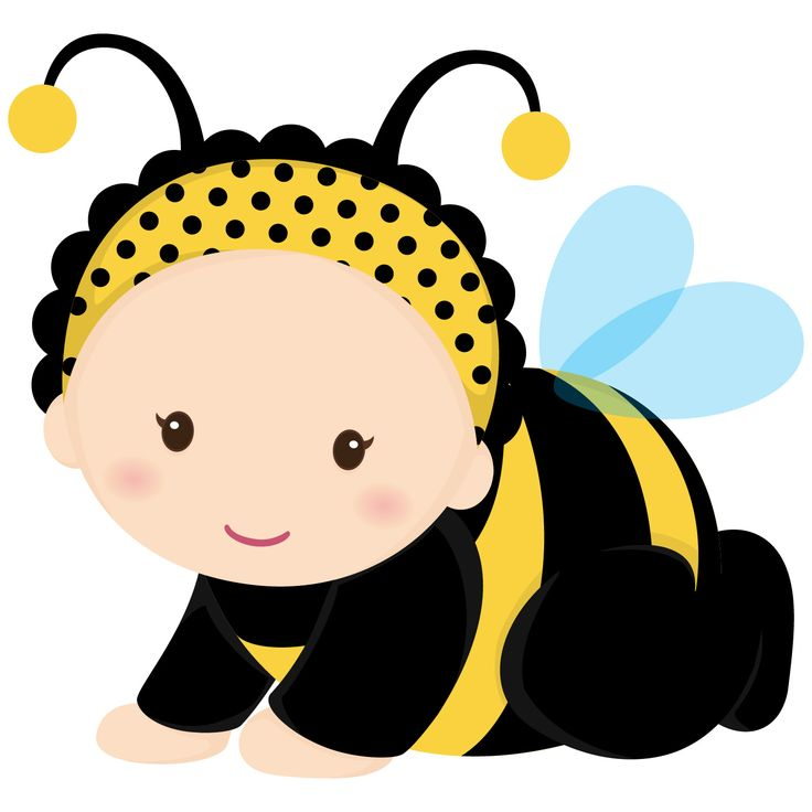 Bumble Bees Clipart