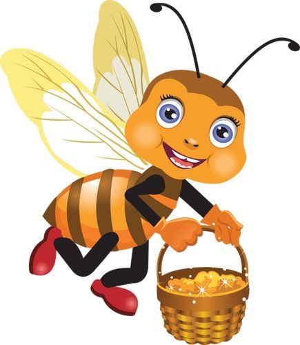435x500 197 Best Bees Images Cakes, Candies And Honey