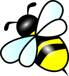 270x297 Bee Clipart Clear Background