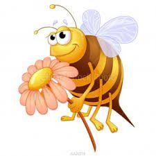 225x225 Bee Border Clip Art Cartoon Valentine's Day Bee