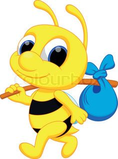 236x318 Bee Cartoon Royalty Free Cliparts, Vectors, And Stock Illustration