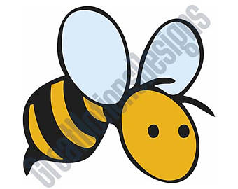 340x270 Bumble Bee Svg Etsy