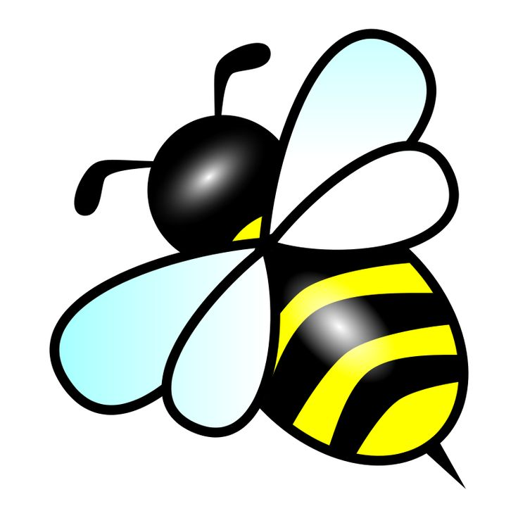 736x736 Bumble Bee Clip Art