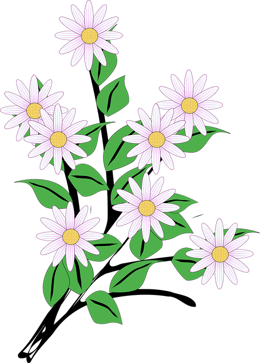 Bunch Of Flowers Clipart | Free download best Bunch Of Flowers ...