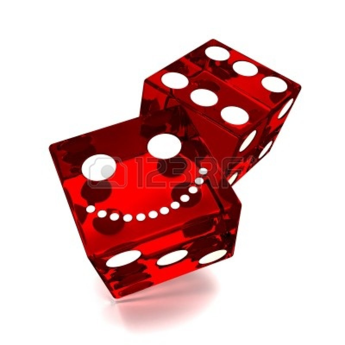 1200x1200 Bunco Dice Clipart 10516085 Red Dice On White Background Jpg