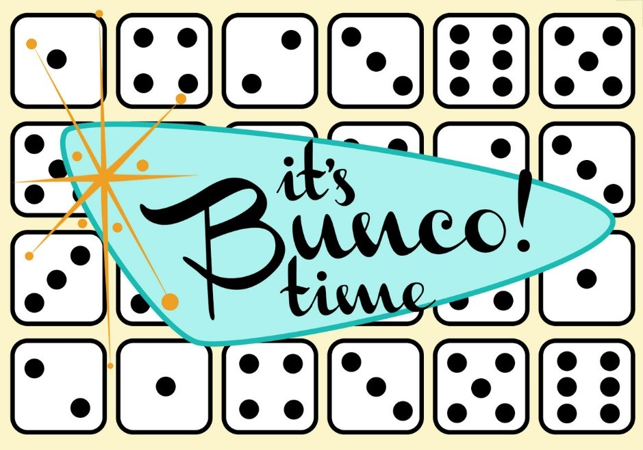Bunco Clipart Free Download Best Bunco Clipart On Clipartmag Com