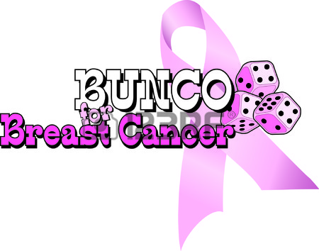 450x354 Bunco Starts With A Roll Of The Dice Pink Dice No Less These