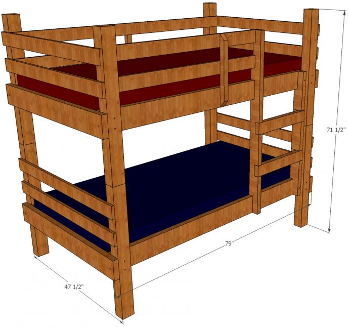 690x646 Bedroom Extraordinary Bunk Bed Clip Art Clipart 10 Bedroom Bunk