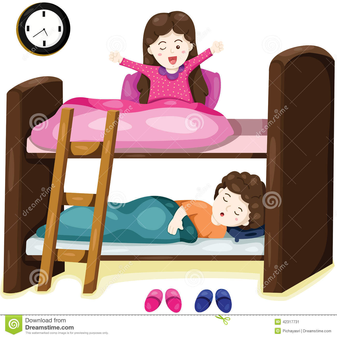 1300x1302 Bunk Sleeping Clipart, Explore Pictures