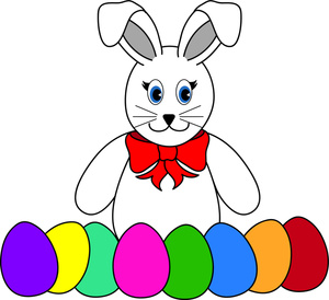 300x274 Easter Bunny Hunt Clipart