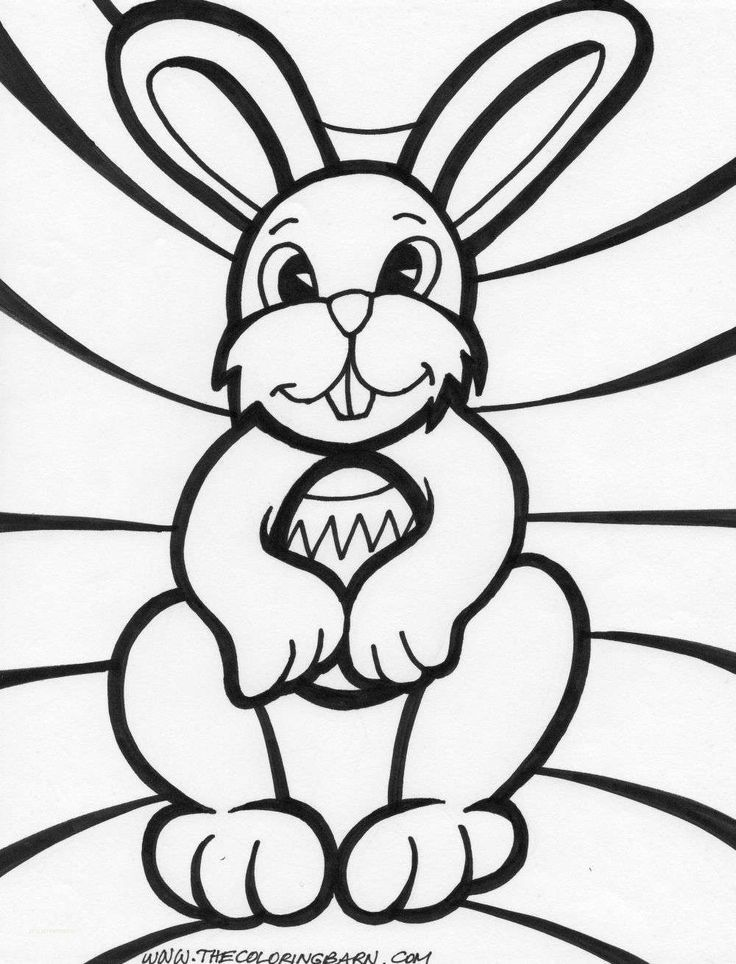 736x964 Best Bunny Coloring Pages Ideas Easter Coloring