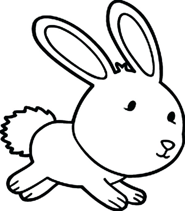 600x686 Bugs Bunny Coloring Pages