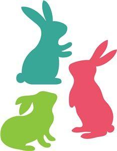 233x300 Bunny Silohette Image Rabbit Silhouette Clip Art