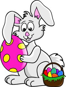 226x300 Rabbit easter bunny clipart, explore pictures