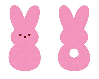 340x270 Bunny Tail Clip Art