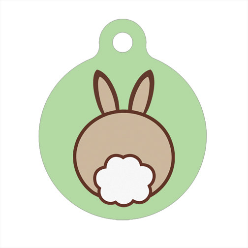 504x504 Rabbit Tail Clipart