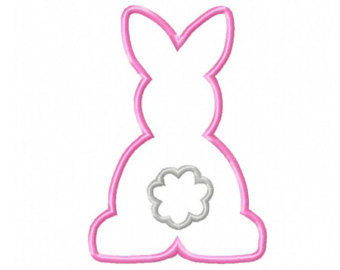 340x270 Tail Clipart Easter Bunny